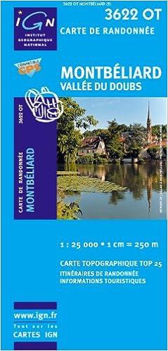Livre gratuits 3622OT MONTBELIARD pdf