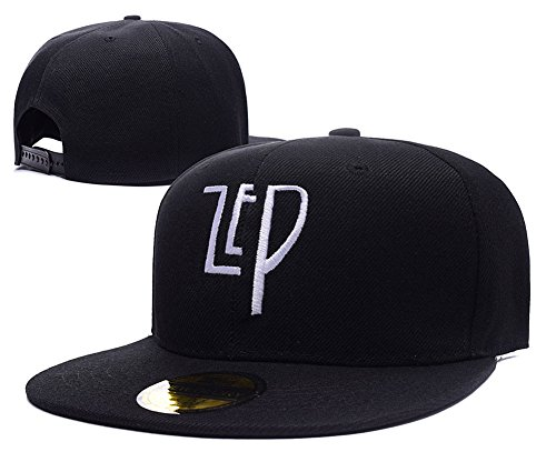 XINMEN Led Zeppelin Legends Logo Adjustable Snapback Embroidery Hats  Baseball Caps Beanie Visor 63613fcc225