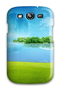 Special Design Back Animated S Phone Case Cover For Galaxy S3 by mcsharks
