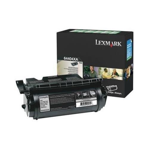 (Lexmark 64404XA OEM Toner - T644 Extra High Yield Return Program Toner for Label Applications (32000 Yield) )