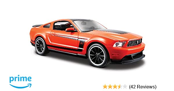 1:18 Auto World Ford Mustang GT 2016 yellow//black NEW bei PREMIUM-MODELCARS
