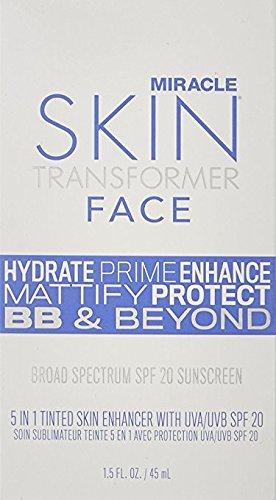 Miracle Skin Transformer Face - SPF 20 - Tan