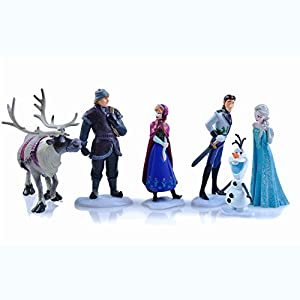 Disneys Frozen Figure Play Set - 41Fgp 2BLwLOL - Disney Frozen Figure Play Set