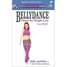 Bellydance Fitness for Weight Loss featuring Rania: Daily Quickies... 5 Ten Minute Workouts by Cerebellum Corporation