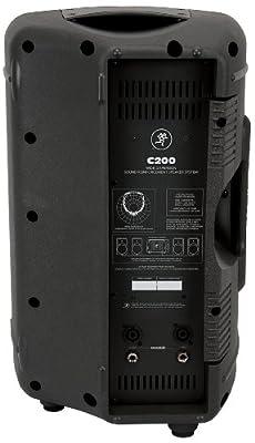 Mackie Passive Speaker, 200W (C200) by Loud Technologies, Inc.