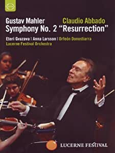 Mahler - Symphony No.2 by Lucerne Festival Orchestra