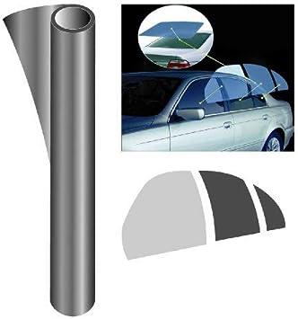 Pellicola oscurante pretagliata Trillogy PC-2209DSR kit per lunotto e finestrini posteriori colore: Grigio fumo scuro