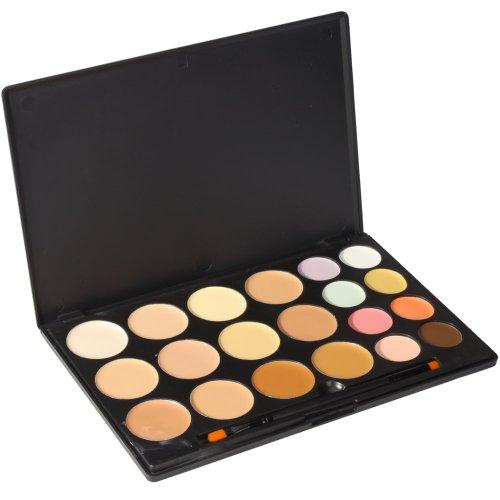 Fou panier Professional Cosmetics Maquillage 20 couleurs de camouflage de Concealer Palette