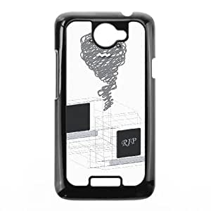 HTC One X Cell Phone Case Black HORROR GAME VIU984800