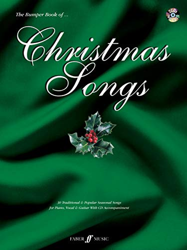 The Bumper Book of Christmas Songs: Book & CD (Faber Edition) (Songs Christmas Britain Great)
