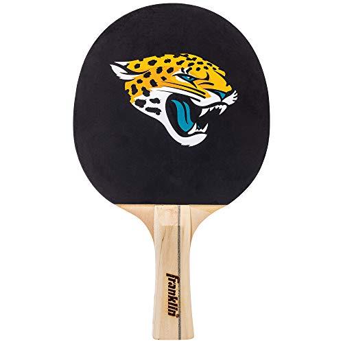 Jacksonville Table Jaguars - Franklin Sports NFL Jacksonville Jaguars Table Tennis Paddle