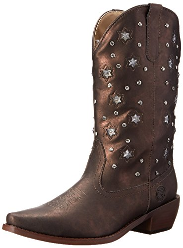 Roper Western Boots Womens Light Crystal 09-021-1552-0971 BR