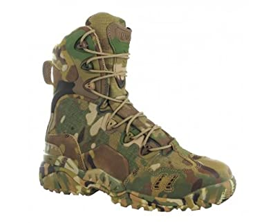 Magnum Mens Camouflage Mid Boots 12