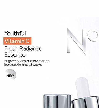 No7 joven vitamina C fresco Radiance esencia para más brillante más sano más radiante aspecto piel