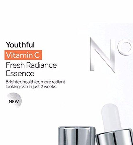 No7 joven vitamina C fresco Radiance esencia para más brillante más sano más radiante aspecto piel en sólo 2 semanas: Amazon.es: Belleza
