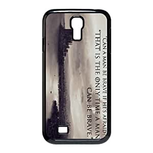 Samsung Galaxy S4 I9500 Phone Case Black Game of Thrones VGS6005751