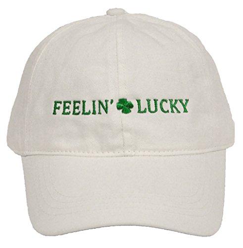 b6ea6c10ab4 Funky Junque Dad Hat Irish Green Shamrock St. Patrick s Day Party Saying Hat  Unisex Baseball