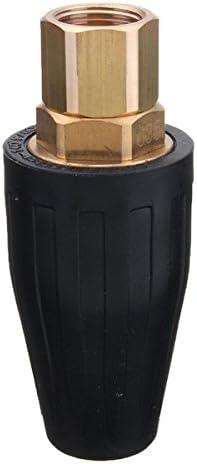 CHIMAKA 3600PSI Hidrolimpiadora Turbo Boquilla rotativa 250bar M18 1.5 Kit giratorio-rotativo Herramienta Accesorios para herramientas