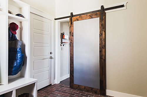 Usa Made 8 Ft Sliding Wood Barn Door Hardware Kit Artisan