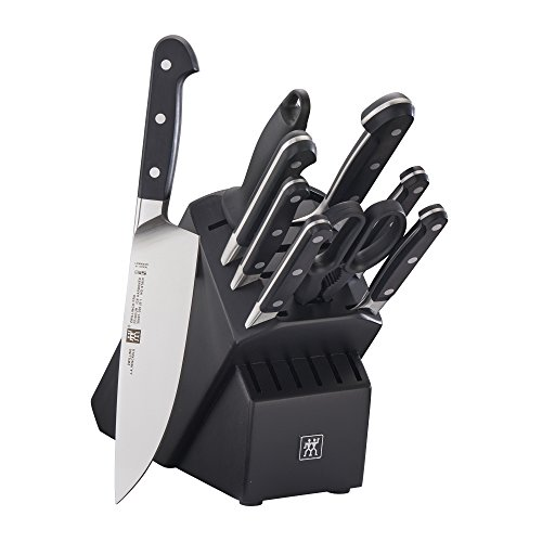 ZWILLING Pro 10-pc Knife Block Set - Black by ZWILLING J.A. Henckels (Image #1)