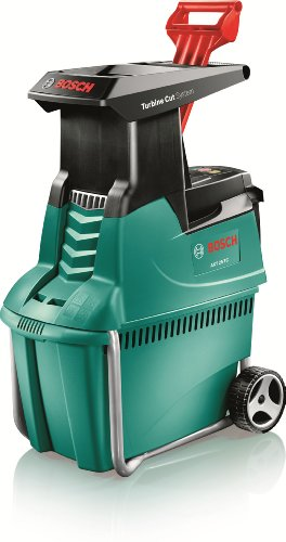 Bosch Shredder AXT 25 TC (plunger for trimmed material, 53-litre collection...