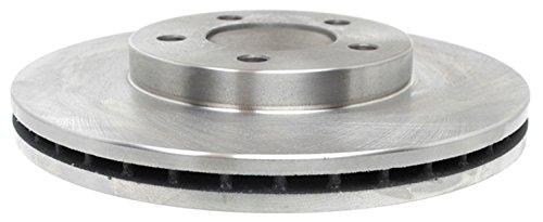 ACDelco 18A906A Advantage Non-Coated Front Disc Brake Rotor