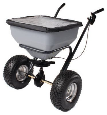 Precision Products SB6000RD Capacity Broadcast Spreader, 130-Lb.