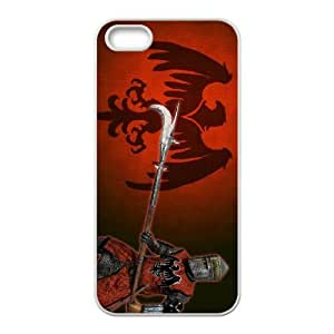 Chivalry Medieval Warfare iPhone 5 5s Cell Phone Case White 53Go-076827