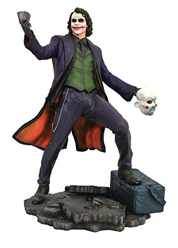 DIAMOND SELECT TOYS DC Gallery: The Dark Knight: The Joker PVC Figure