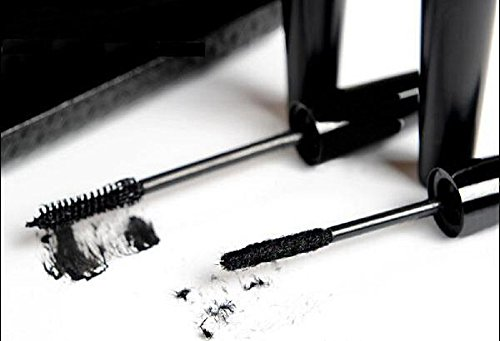 SPLENDEUR DivaLash 3D Mascara Fiber Lashes Plus Free Brow/Lash Comb/Brush-Increase Volume of Your Eyelashes 300%-3D Lash…
