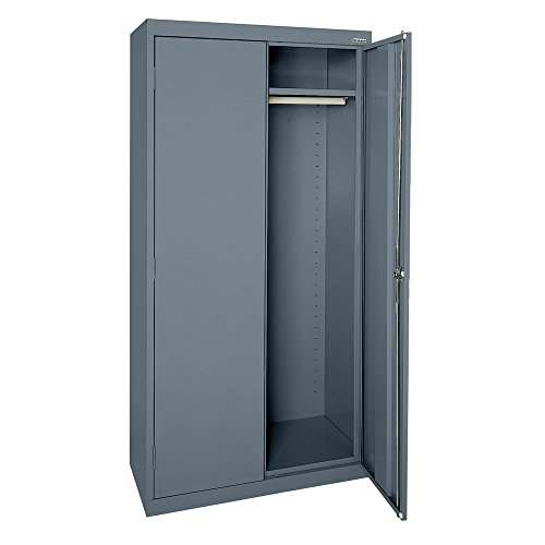 Sandusky Lee EAWR362472-02 Elite Series Wardrobe Storage Cabinet, 36