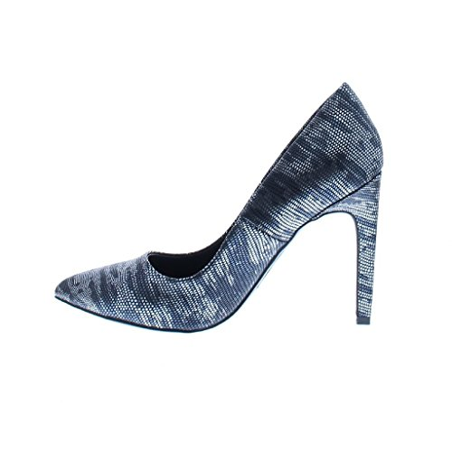 Blink Pewter Synthetic Dress Shoe Pewter