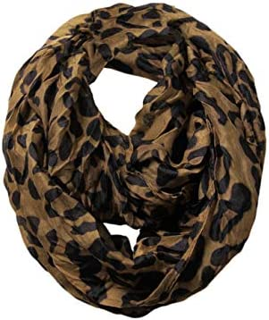 Scarfands Animal Print Infinity Collection product image