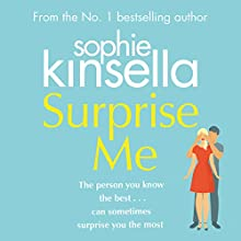 Surprise Me Audiobook by Sophie Kinsella Narrated by Fiona Hardingham