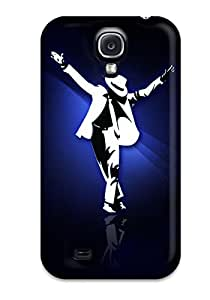 Heidiy Wattsiez's Shop Awesome Tribute To Michael Jackson Flip Case With Fashion Design For Galaxy S4 3085271K76281635