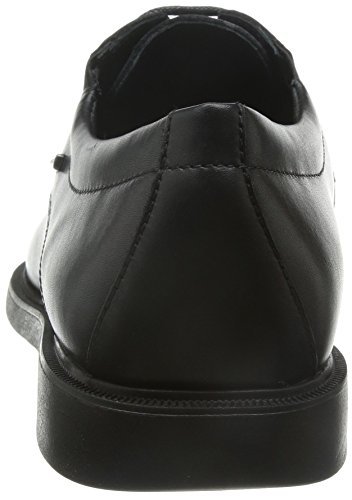 GeoxU Brayden 2Fit Abx C - zapatos derby hombre Schwarz (BLACKC9999)