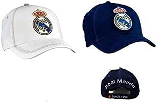 Real Madrid Gorra, Unisex niños, Multicolor, Talla Única: Amazon ...