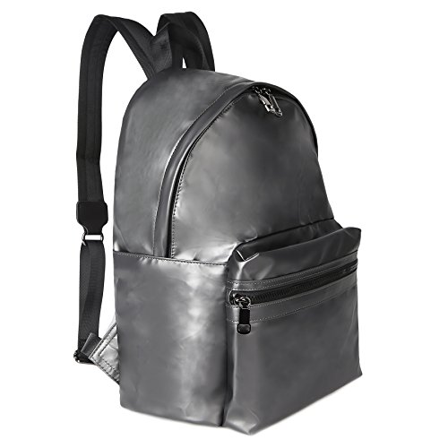 ZORFIN Fashion Nylon Backpack for Women&Men Rucksack Purse School Bags for Girls Waterproof Book Bag by ZORFIN (Image #1)