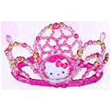 Amscan Hello Kitty 5″ x 3-1/2″ x 6″ Beaded Tiara, Health Care Stuffs