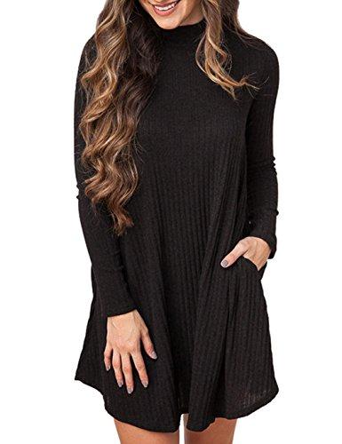knitting pattern ladies tunic dress - 9