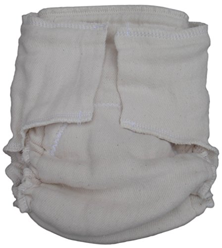 Little Bear Bums Pre-Fitted Cloth Diaper, Size 1 ()