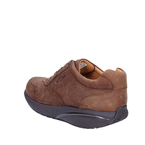 MBT Sneakers Hombre 42 EU Marrón Cuero de ante
