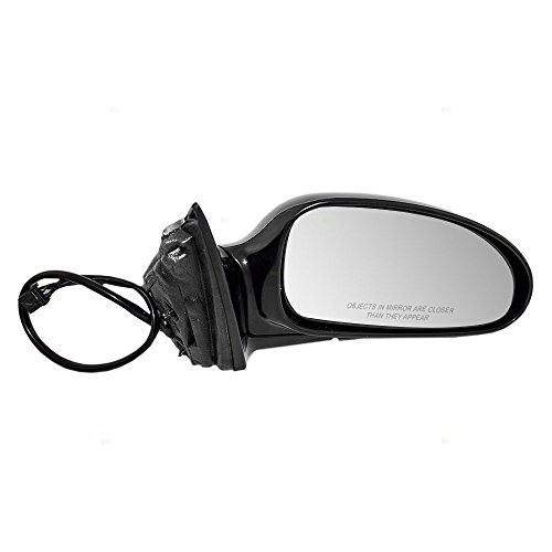 Buick Mirror Power Lesabre (Passengers Power Side View Mirror Heated Memory Replacement for Buick 25769707)