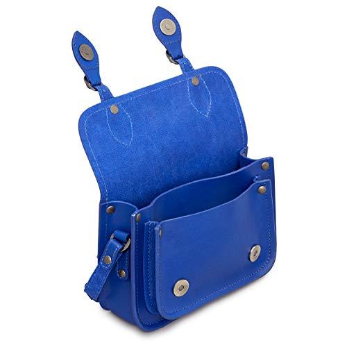 Yoshi Blu Secchiello Donna Borsa A cobalt 1prx8f1q