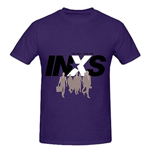 inxs-the-years-1979-1997-rock-album-men-crew-neck-short-sleeve-tee-purple