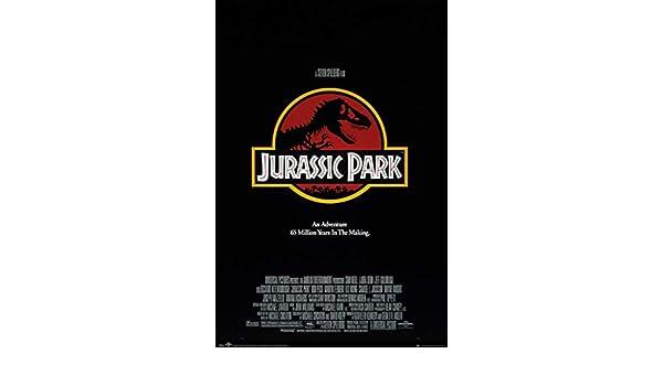 Jurassic Park Film Maxi Poster 61 X 91.5cm FP4842