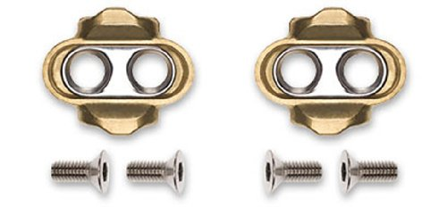 (Crankbrothers Premium Bike Cleats - Custom Float, 2 Hole Cycling Cleats)