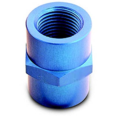 """A-1 Racing Products 91001 1/8"""" Aluminum Pipe Coupler"""