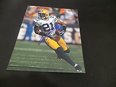 Charles Woodson Signed Green Bay Packers Autographed 8x10 Photograph
