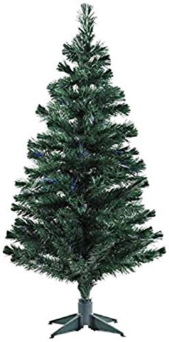 Urban Festivities® 2 Feet Christmas Tree with Solid Legs, Light Weight, Perfect for Christmas Decoration Green, 5 Ft Christmas Tree 5FT